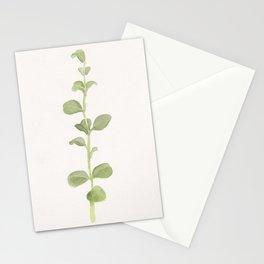 Single Stem Stationery Cards