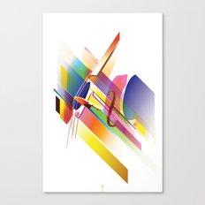 Cello Uno Canvas Print