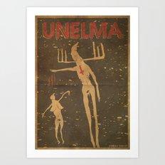 Unelma: Antichrist Art Print