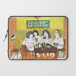 Björk and Sleater Kinney Laptop Sleeve