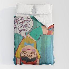 Corpus sanus et mens sana Comforters