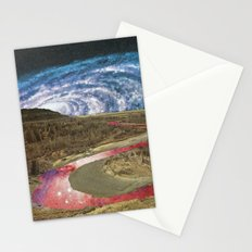 Space River Stationery Cards