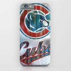 Bleed Cubbie Blue Slim Case iPhone 6s