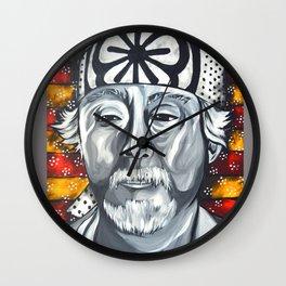 Mr. Miyagi Wall Clock