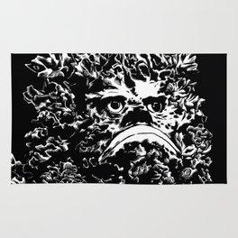 Pigmon (Seaweed Sadface) Rug