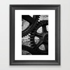 Iron Framed Art Print