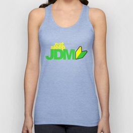 Eat Sleep JDM Unisex Tank Top