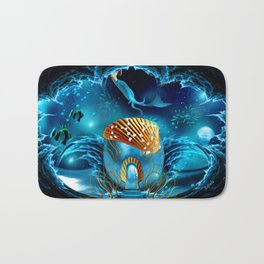 Aquarium Bath Mat