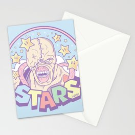 S.T.A.R.S Stationery Cards