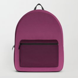 Burgundy , wine red Backpack