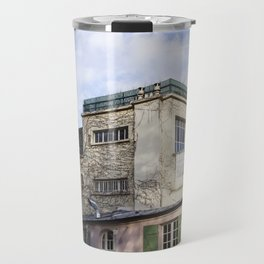 Montmartre Paris Travel Mug