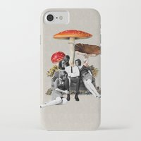 eugenia loli iPhone & iPod Cases featuring Upper Class Dealer by Eugenia Loli