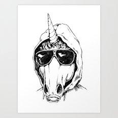 Unibomber Art Print