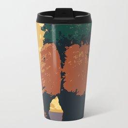 Hopewell Rocks Poster Travel Mug