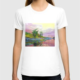 Wind Sculpture by Amanda Martinson T-shirt