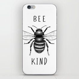 Bee Kind iPhone Skin
