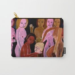 Maenads March on Washington Carry-All Pouch