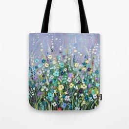 Field of Flowers 2. Tote Bag