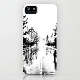 Here As Always iPhone Case