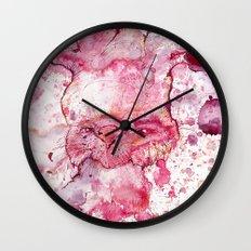 Mr Bunny Wall Clock