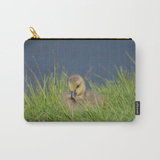 Fluffy Carry-All Pouch
