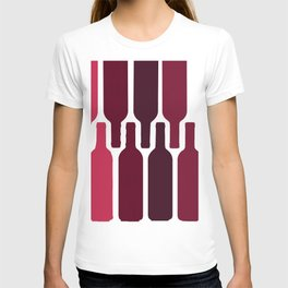 wine all hours T-shirt