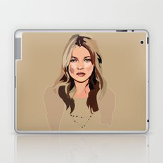 Kate Moss Laptop & iPad Skin