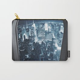 traveling in new york city Carry-All Pouch