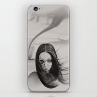 dorothy iPhone & iPod Skins featuring Dorothy  by Graham Bradshaw