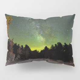Northern Lights (Color) Pillow Sham