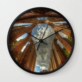 Berlin church ruin Wall Clock