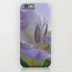 Purple Flowers #1 Slim Case iPhone 6s