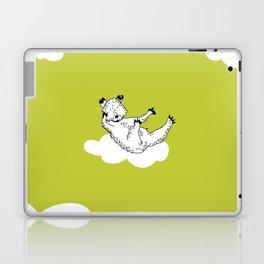Flying Bear by McKenna Sanderson Laptop & iPad Skin