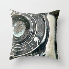 retrospect Throw Pillow