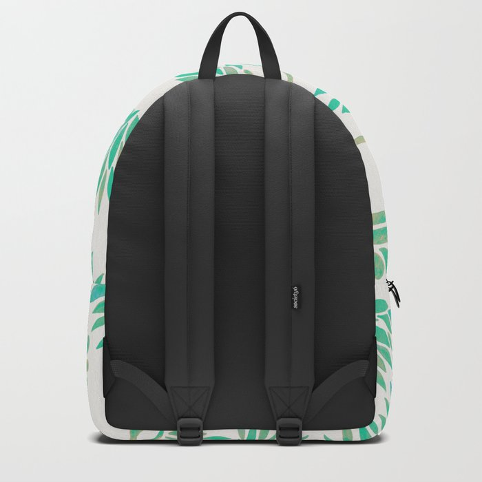 Bonsai Tree – Mint Palette Backpack
