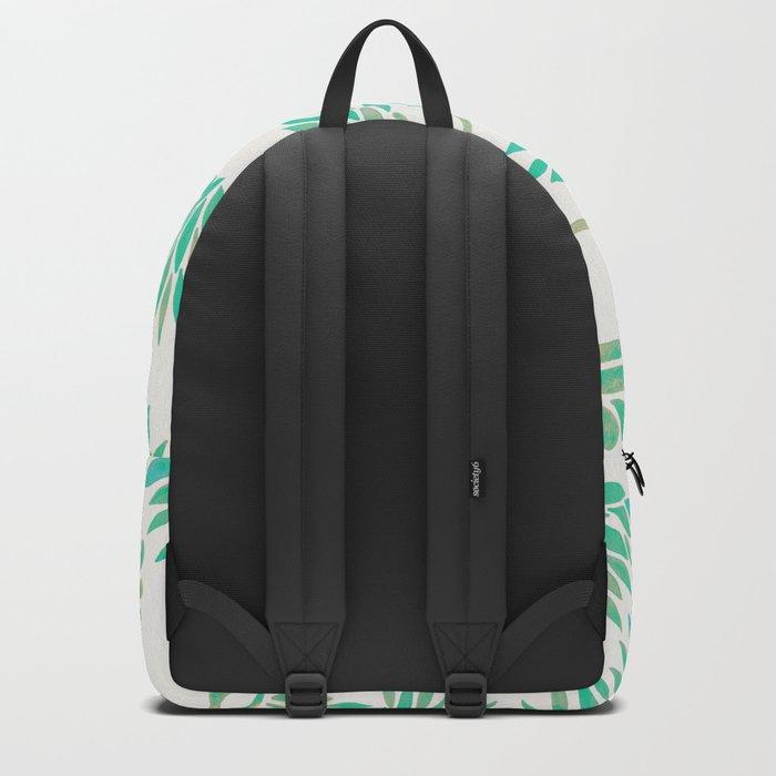 Bonsai Tree – Mint Palette Backpack