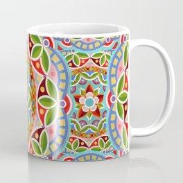 Fiesta Mandala Coffee Mug