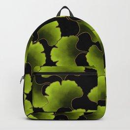 Green gingko Backpack
