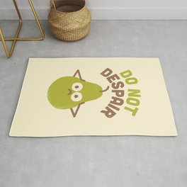 A Fruitful Admonition Rug