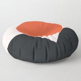 Sunset Golfing Floor Pillow