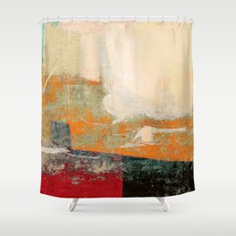 Peoples in North Africa Shower Curtain