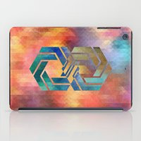 infinite iPad Cases featuring Infinite by Blank & Vøid