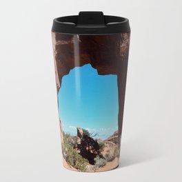 Natural window Travel Mug
