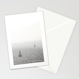 Wooden Ships Stationery Cards