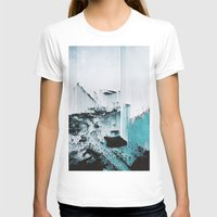 glitch T-shirts featuring Glitch by SUBLIMENATION