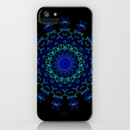 Raay Mandalla 147 iPhone Case
