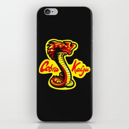 Cobra Kaiju iPhone Skin