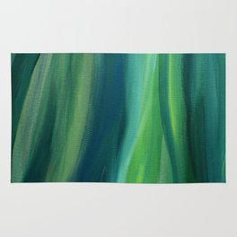 Green Magic Rug