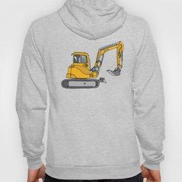 Digger excavators dredger Hoody