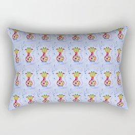Girrafe Rectangular Pillow